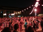 Summer festival at Dazaifu-Tenmangu! Sentomyo and Nagoshi-odori.