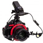 RGBlue System03 アールジーブルー システム03 水中撮影LEDライト セット例1