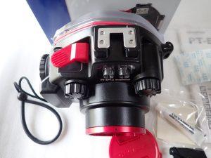 中古 OLYMPUS PT-EP12 防水プロテクター