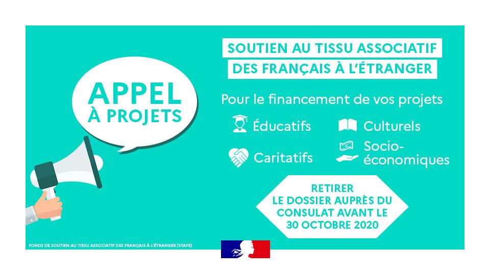 Dispositif de soutien au tissu associatif des Français à l ...