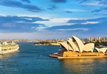 Australia 雪梨歌劇院 Sydney Opera House Ashutterstock 556377235