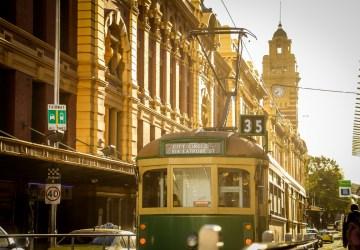 Australia Melbourne Melbourne Ashutterstock 473672743