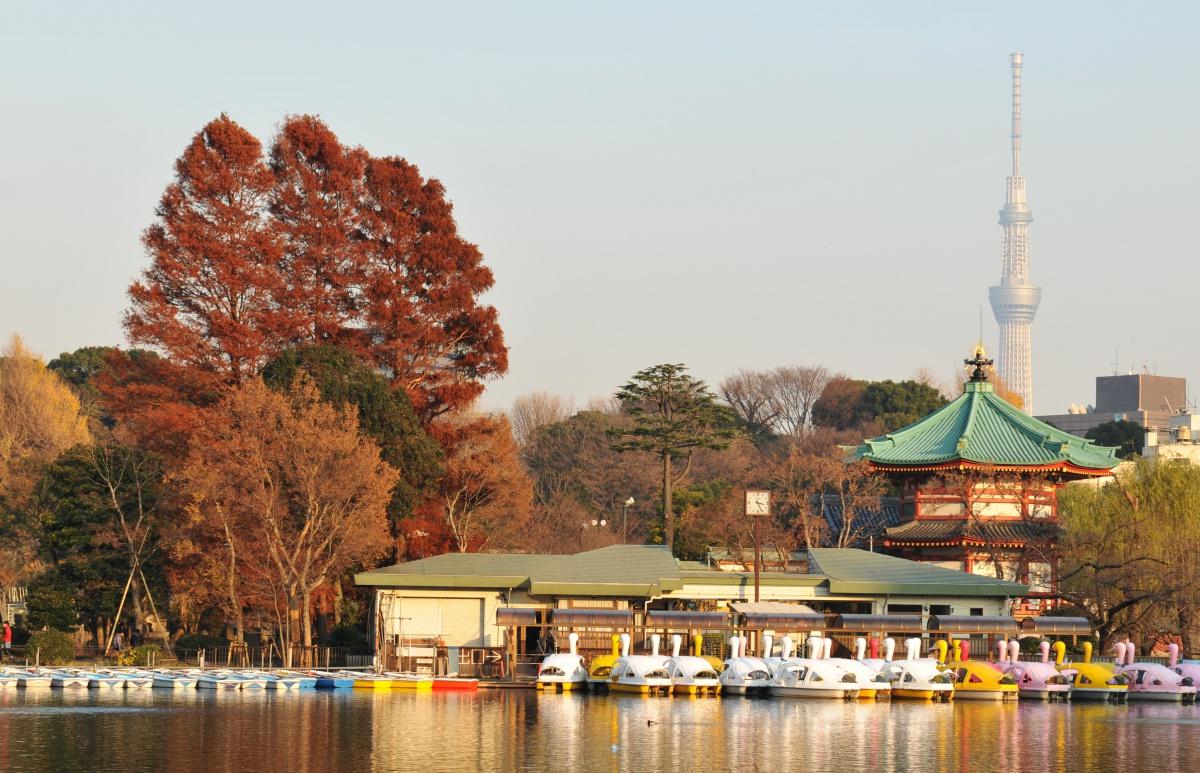 Japan Tokyo Ueno  Ashutterstock 201330962