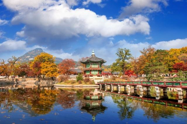 Korea Seoul Gyeongbok Palace Ashutterstock 341482496