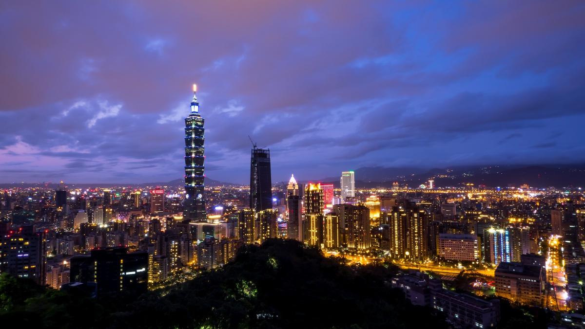 Taiwan Taipei Taipei 101 AShutterstock 600504122
