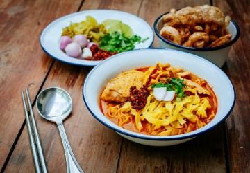 Thailand Food Khao Soi Ashutterstock 431532763