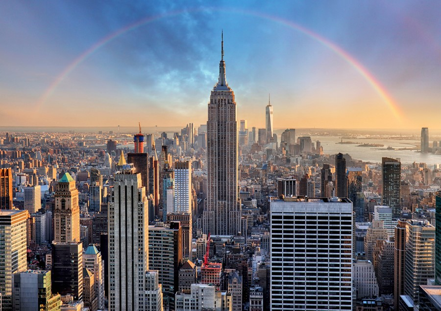 US New York Empire State Building AShutterstock 421599727