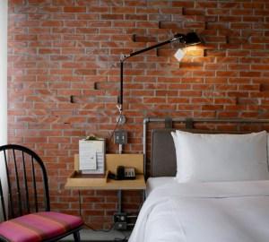 台湾・台南おすすめホテル:U.I.JHotel&Hostel部屋