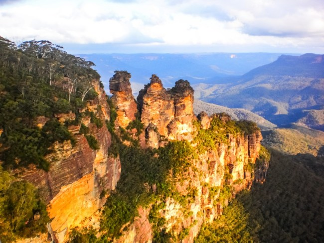 batch 雪梨近郊藍山國家公園 Blue Mountains National Park shutterstock 131386976