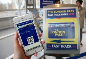 イギリス旅行にかけない必需品:ロンドンパス(London Pass)