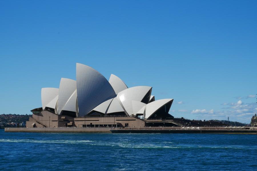 oceania australia sydney 4days travelplan1