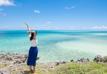 沖縄観光 海