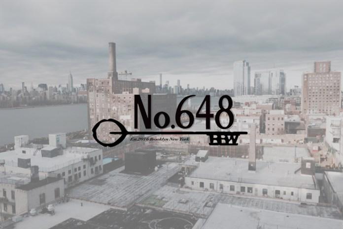 NY・ブルックリンを拠点とするオンラインブティック 『No.648』