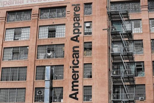 American Apparel 米国も全店舗閉鎖することが決定