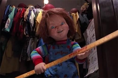映画『チャイルド・プレイ』シリーズ最新作、『Cult of Chucky(原題)』の予告編が公開
