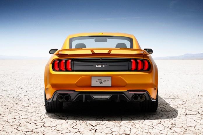 米自動車メーカー Ford 社がマスタングの新型モデルを発表