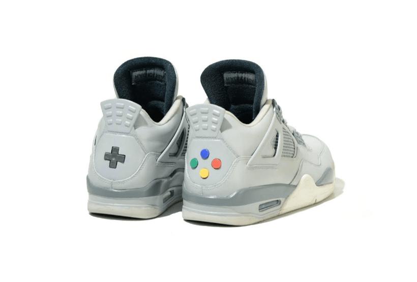 Nike adidas カスタムスニーカー