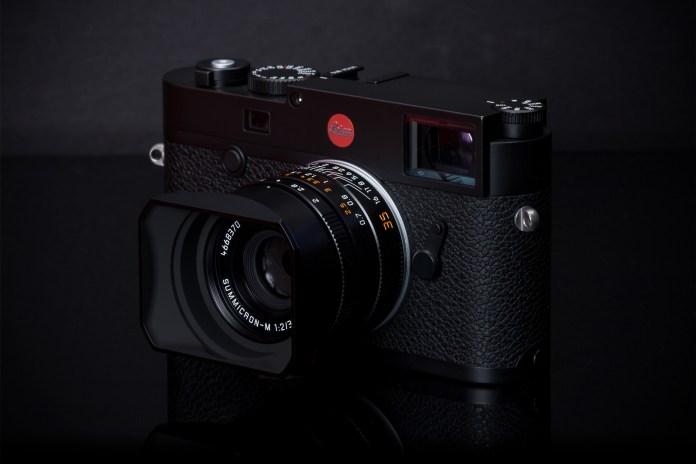 写真のために追求された Leica M シリーズ最新モデル M10 が登場
