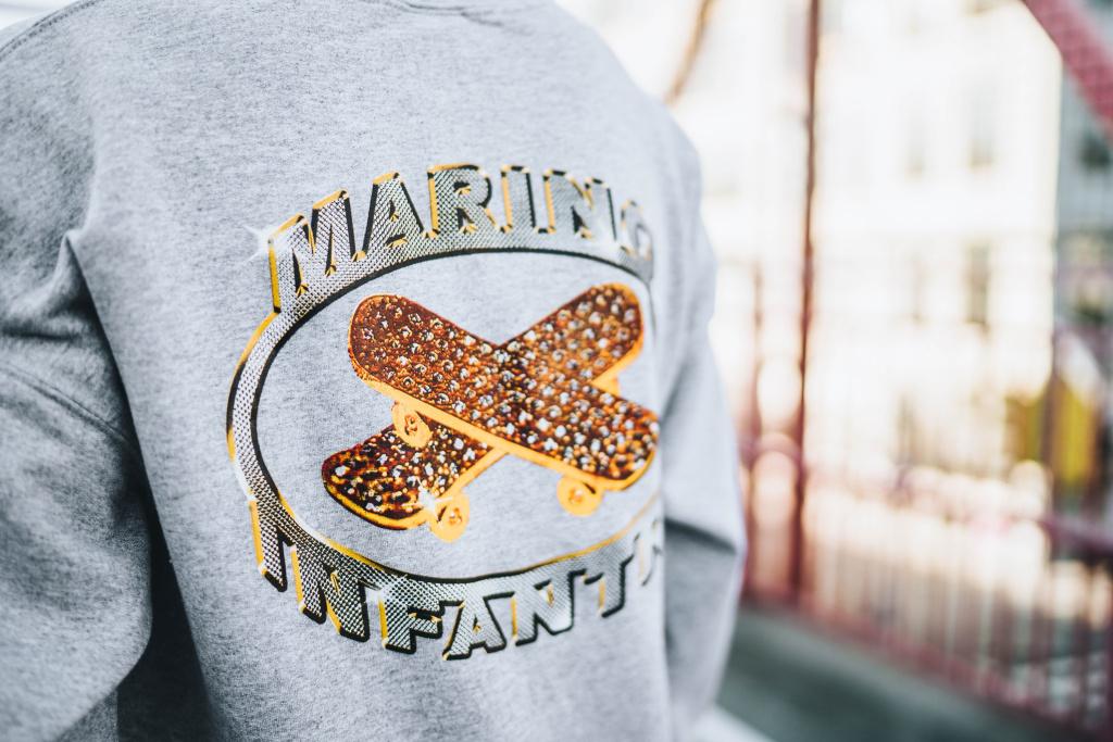 エイサップ・アントのブランド Marino Infantry 新作ルック