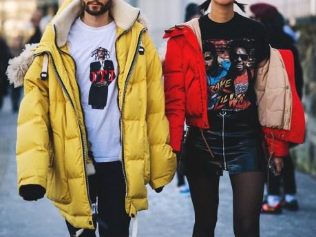映像で見る、パリファッションウィークのストリートスタイル