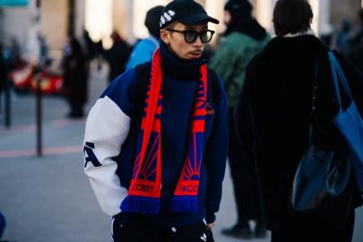 Streetsnaps: Paris Fashion Week Day 2