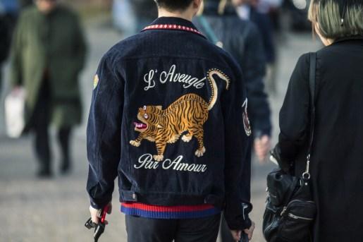 Streetsnaps: Pitti Uomo - Day 1