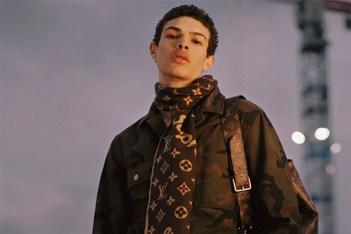 Picture of Supreme x Louis Vuitton コラボレーションのファーストオフィシャルルック