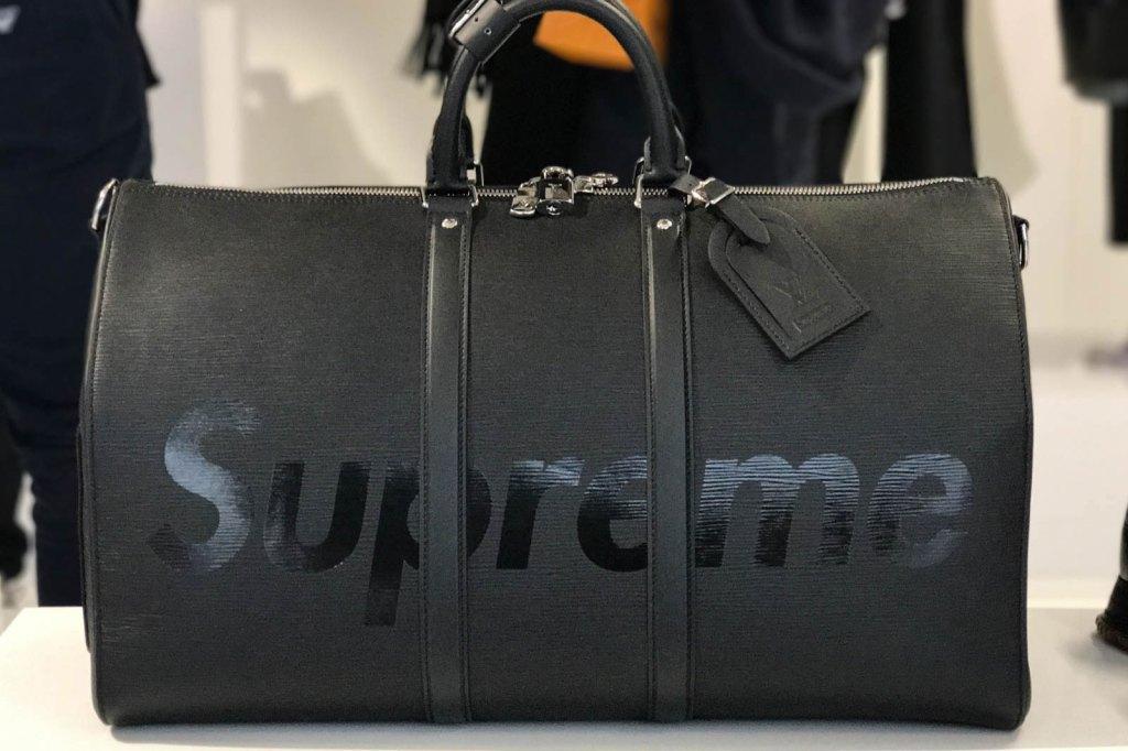 Supreme Louis VuittonParis Men's Fashion Week 2017 - 124796