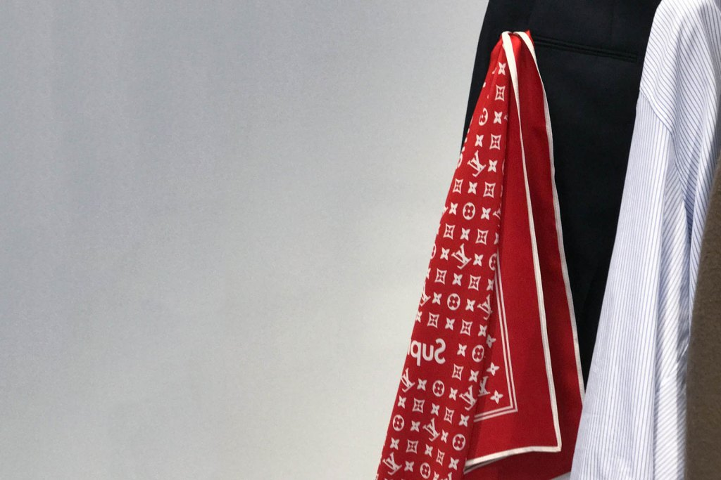 Supreme Louis VuittonParis Men's Fashion Week 2017 - 124805