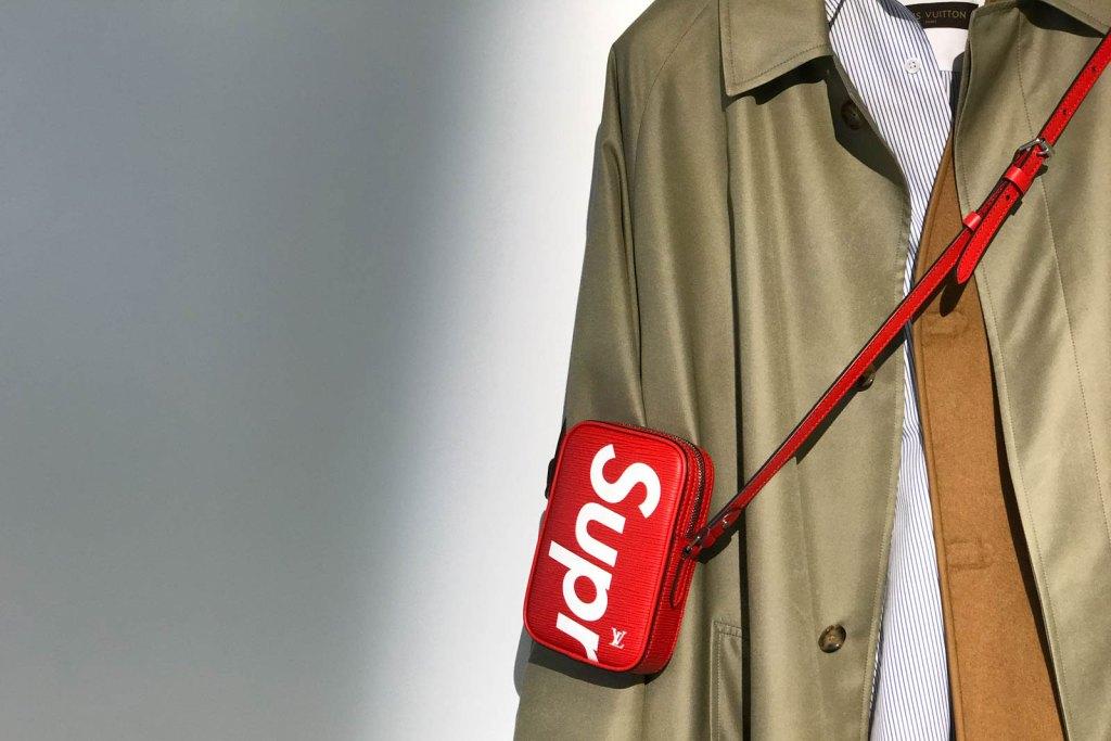 Supreme Louis VuittonParis Men's Fashion Week 2017 - 124806