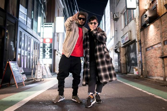 アブ・ソウルとタク・タカハシが語る日本のファッションシーンと音楽の価値観