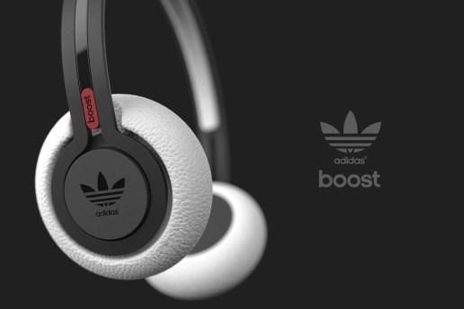 もし adidas BOOST 仕様のヘッドホンが登場したら?