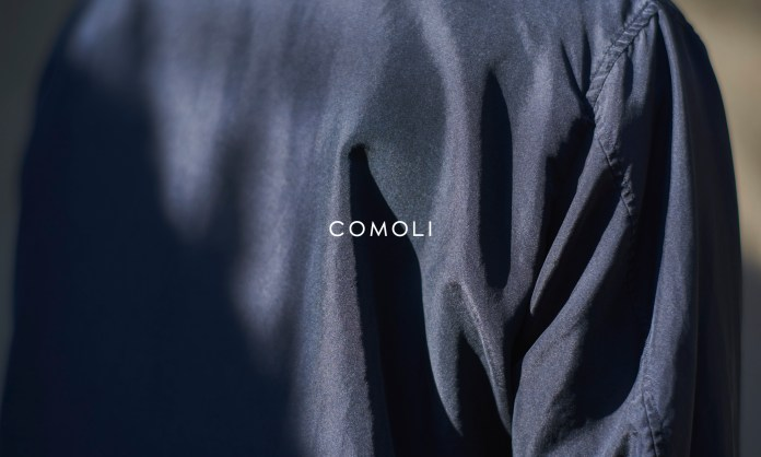 COMOLI 2017年春夏コレクション