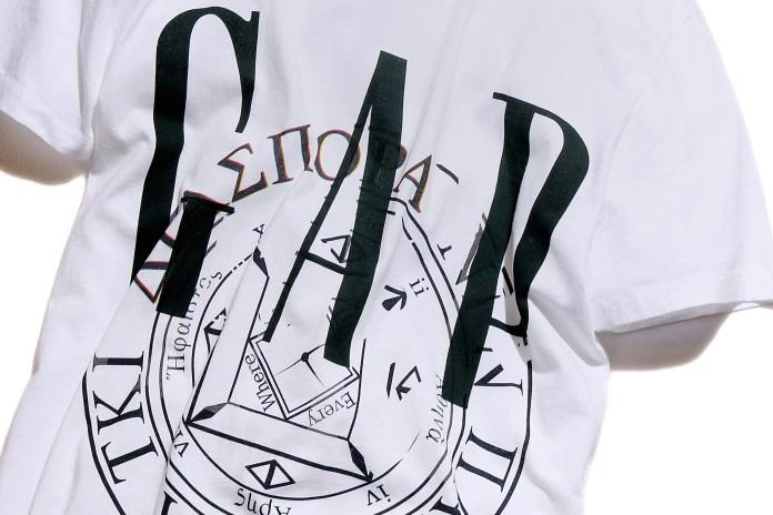 Gap × Diaspora skateboards の限定Tシャツが発売