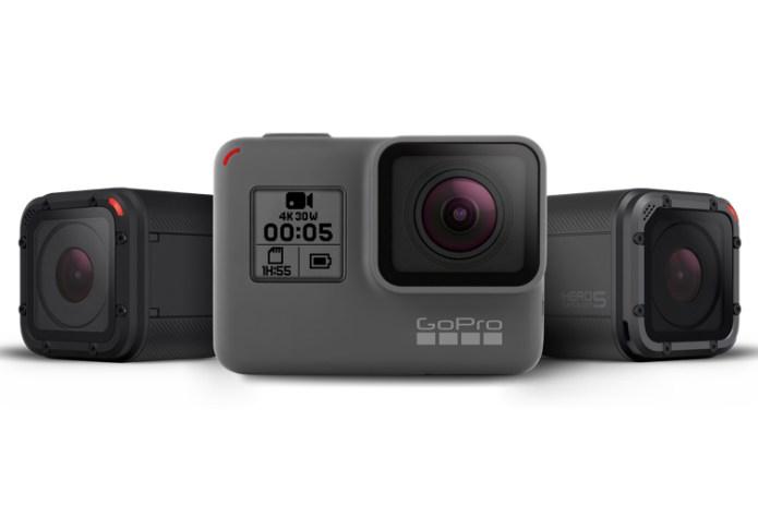 GoPro が年内に新作カメラ HERO6 をリリース