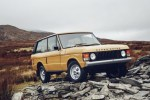 Picture of Land Rover が初代レンジローバーを復刻
