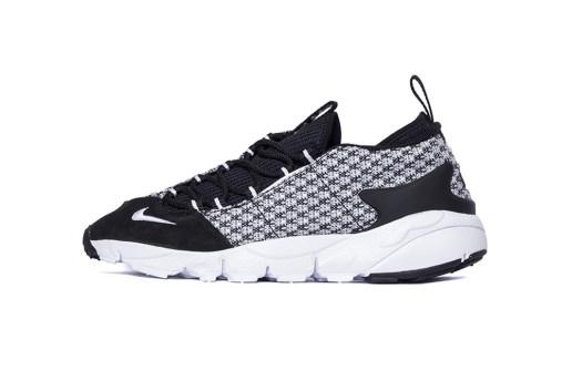 Nike が Air Footscape NM にジャガードニット構造を採用