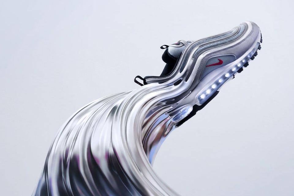 """Nike Air Max 97 """"Silver Bullet"""" 購入のチャンスが再び - 140988"""