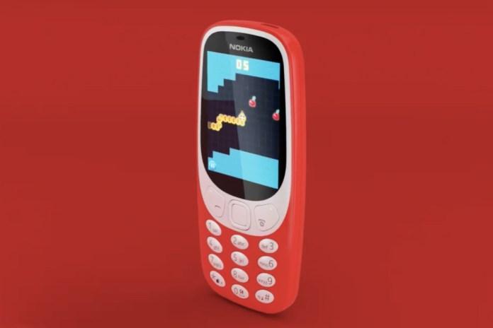 新たな Nokia 3310 の発売がついに正式発表