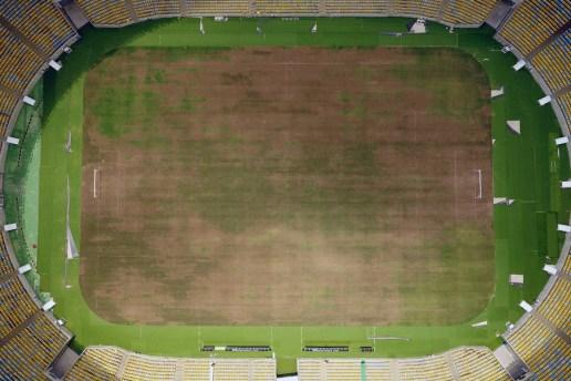 リオ・オリンピック会場、6ヶ月後の成れの果て