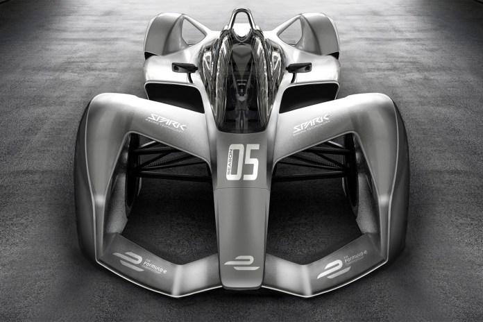 電気自動車モータースポーツ・フォーミュラE シーズン5のコンセプトイメージが初公開