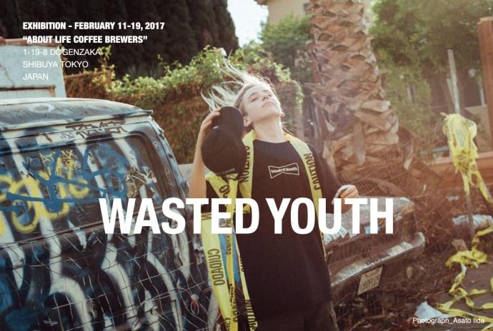 """グローバルに活躍するグラフィックデザイナー VERDY の個展 """"Wasted Youth"""" が開催中"""