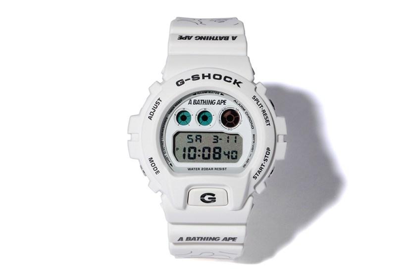 A BATHING APE® G-SHOCK DW-6900 - 144816