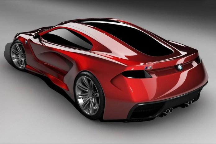 BMW の M8 が全3モデルで復活