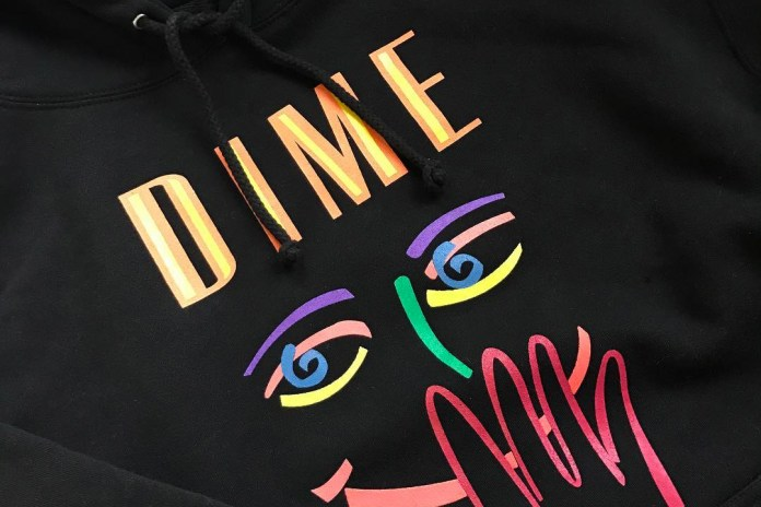 Dime MTL 最新コレクションのティーザーが公開に