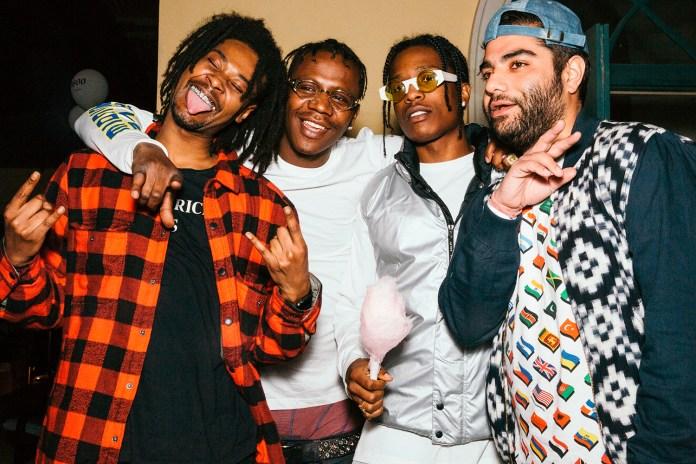 SXSW にて HYPEBEAST と A$AP Mob がマンションパーティーを開催