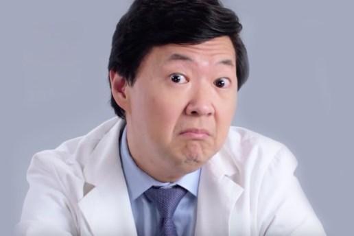 映画『ハングオーバー』で有名なケン・チョンが Twitter で集められた医療系の質問に答える