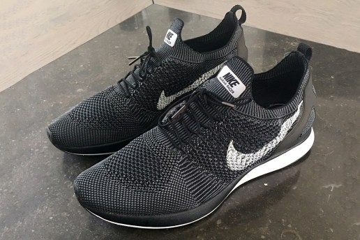 Nike Flyknit Racer を継承する新モデル登場か?