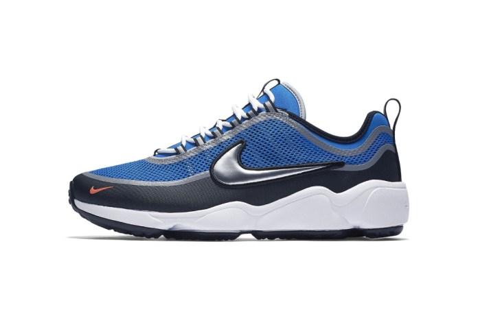 """Nike Air Zoom Spiridon """"Regal Blue"""""""