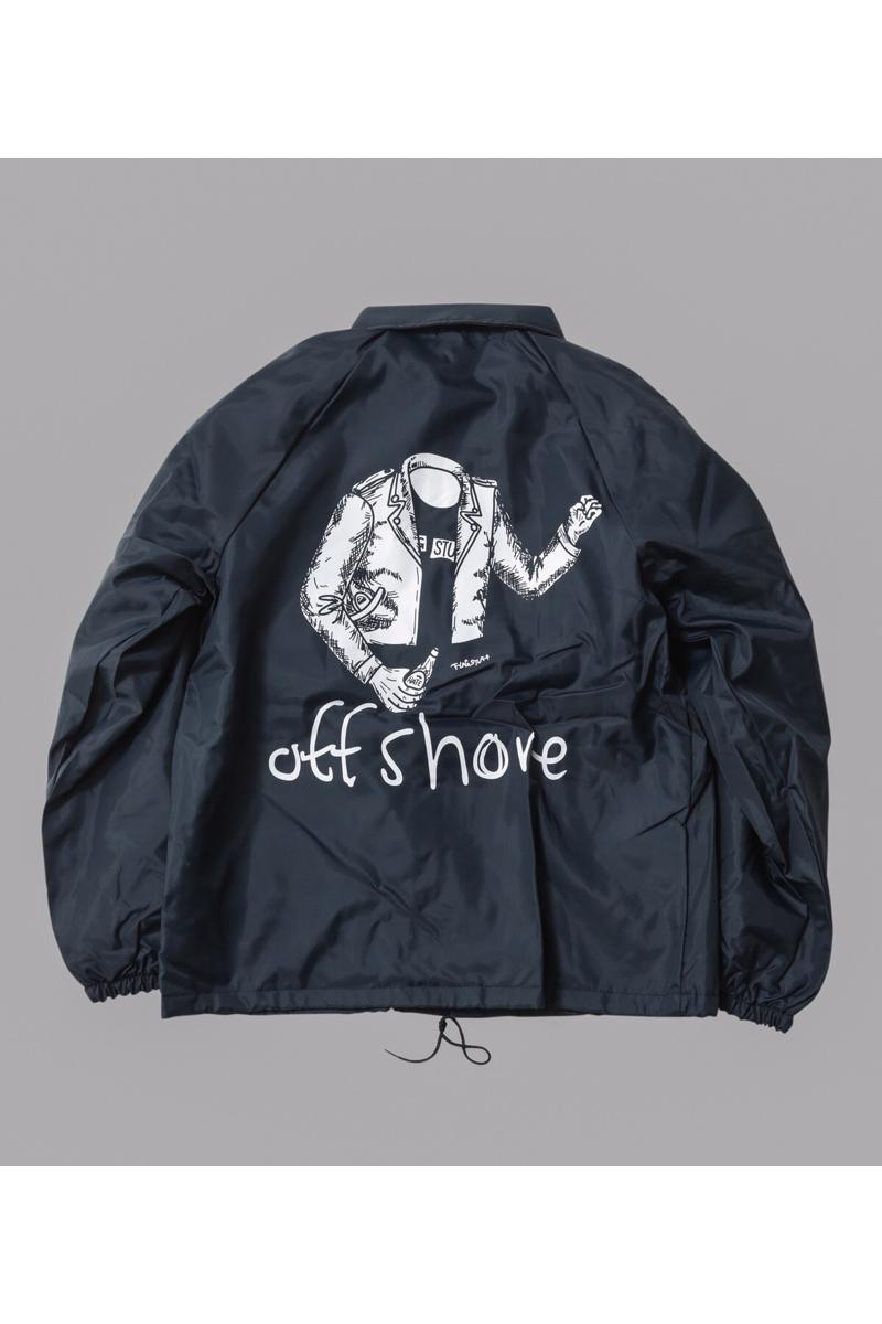原宿の新スポット『offshore』x 4ブランドの別注アイテム - 144492